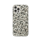 Urban Forest by Singh アーバン・フォレストの御影石模様 Stone Granite style Clear smartphone cases
