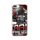 EAA!! Official Store - EAA!! 公式ストアの新ロゴ「EAAくん(仮)」v1 Clear smartphone cases