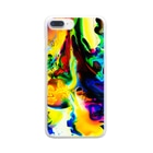 nor_tokyoのdyebirth_006 Clear smartphone cases