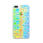 Kazumichi Otsubo's Souvenir departmentのGridplay bright 01 Clear smartphone cases