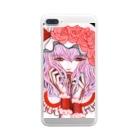 🌼*゚がーべらめらん*゚🌼の東方projectレミリアスカーレット Clear Smartphone Case
