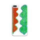 KOKaKのツチノコ Clear smartphone cases
