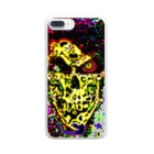 toy.the.monsters!のDeath Mosaic Clear smartphone cases