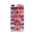 APOLIA🥀藤﨑彩の極東の踊り子 Clear smartphone cases