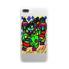 dorihopuの竜のウォッチ Clear smartphone cases