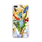 Metamorphoses~Strange&Bizzare~の若者の選択 Clear smartphone cases