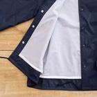 NORICOPOのピザハム(片面印刷) Coach Jacketの裏地