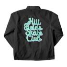 ヒルティのHill Fields Skate Club Coach Jacketの裏面