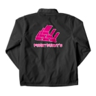 FunnyBunny'sのFunnyBunny's-金塊- Coach Jacketの裏面