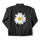 lenhung2108のdaisy flower Coach Jacketの裏面