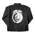 2rinso-nirinsoのapollons Coach Jacketの裏面
