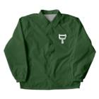 Marita▶Creative storeのPEELER-08(WT) Coach Jacket