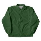 Gbの森林伐採 バンド風ロゴ Coach Jacket