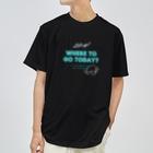 りんごやさん。のきょうはどこいく?こいめ Dry T-shirts