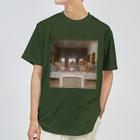 ネブカプロの最後の晩餐(ドカ盛りラーメン) Dry T-Shirt