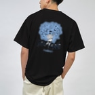 "nidan-illustrationの""MAGI COURIER"" blue #2 Dry T-Shirt"