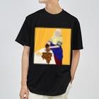 учк¡✼*のカレーを注ぐ女 Dry T-Shirt