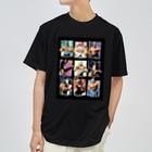 覆面MANIAのCMLLルチャドール byイマキショウジ Dry T-Shirt
