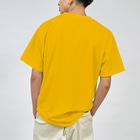 マツバラのもじゃまると文字 Dry T-shirts