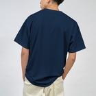 風野ひつじのアルコールランプ白 Dry T-Shirt