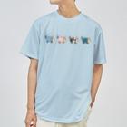 YOO GRAPHIC ARTSのPPPP COLOR Dry T-Shirt
