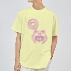 MOF-Island商店のネオンモフ Dry T-shirts