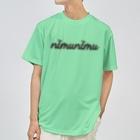 ニムニムのお部屋のちょうちょ Dry T-shirts