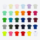 Planet Evansのナンバーワンちゃん Dry T-shirts