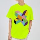 ゴロ展のグッズ|入船ゴローのドライT/a_006(トリミングシリーズ) Dry T-shirts