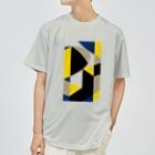 ゴロ展のグッズ 入船ゴローのドライT/f_004(トリミングシリーズ) Dry T-shirts