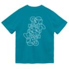 ゴロ展のグッズ|入船ゴローのドライT/b_006(ラインシリーズ) Dry T-shirts