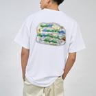 norinori819の北アルプスのイラスト Dry T-Shirt
