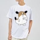 マツバラのもじゃまるおまかせ Dry T-shirts