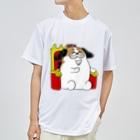 マツバラのもじゃまる王様 Dry T-shirts