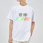 MOF-Island商店のアイスキャンディー Dry T-shirts