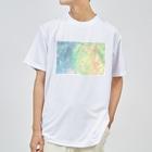 ふちこのFull moon Dry T-Shirt
