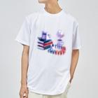 出口えりのDOMINO Dry T-Shirt