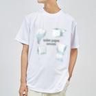 ニムニムのお部屋のトイレットペーパーあるある Dry T-shirts