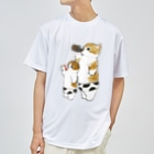 mofusandのMilkにゃん Dry T-Shirt