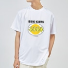 mikepunchのEGG CATS Dry T-Shirt