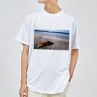 ちい むう ととろ Chi Mu Totoroのあまりにアザラシで… Dry T-Shirt