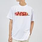 りんごやさん。のりんご! Dry T-shirts