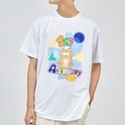 MOF-Island商店の1周年記念 モフですよ Dry T-shirts