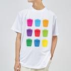 フォーヴァのゴミ箱 Dry T-shirts