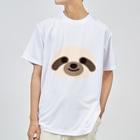 フォーヴァのナマケモノ Dry T-shirts