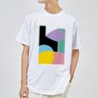 ゴロ展のグッズ 入船ゴローのドライT/a_005(トリミングシリーズ) Dry T-shirts