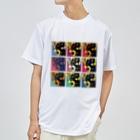 """覆面MANIAの覆面MANIA """"ANIVERSARIO 10"""" Dry T-Shirt"""
