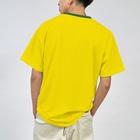 おやすみねんねの中野サブカルチャア(ぐるぐる) Dry T-Shirt