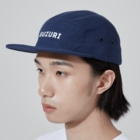 JIMOTO Wear Local Japanの倉敷市 KURASHIKI CITY 5 panel caps