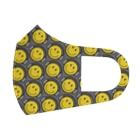 Sk8ersLoungeのnicetimeドット② Full Graphic Mask